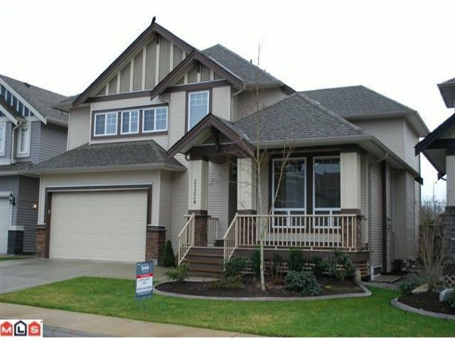 """Main Photo: 21224 83A Avenue in Langley: Willoughby Heights House for sale in """"UPLANDS OF YORKSON"""" : MLS®# F1011443"""