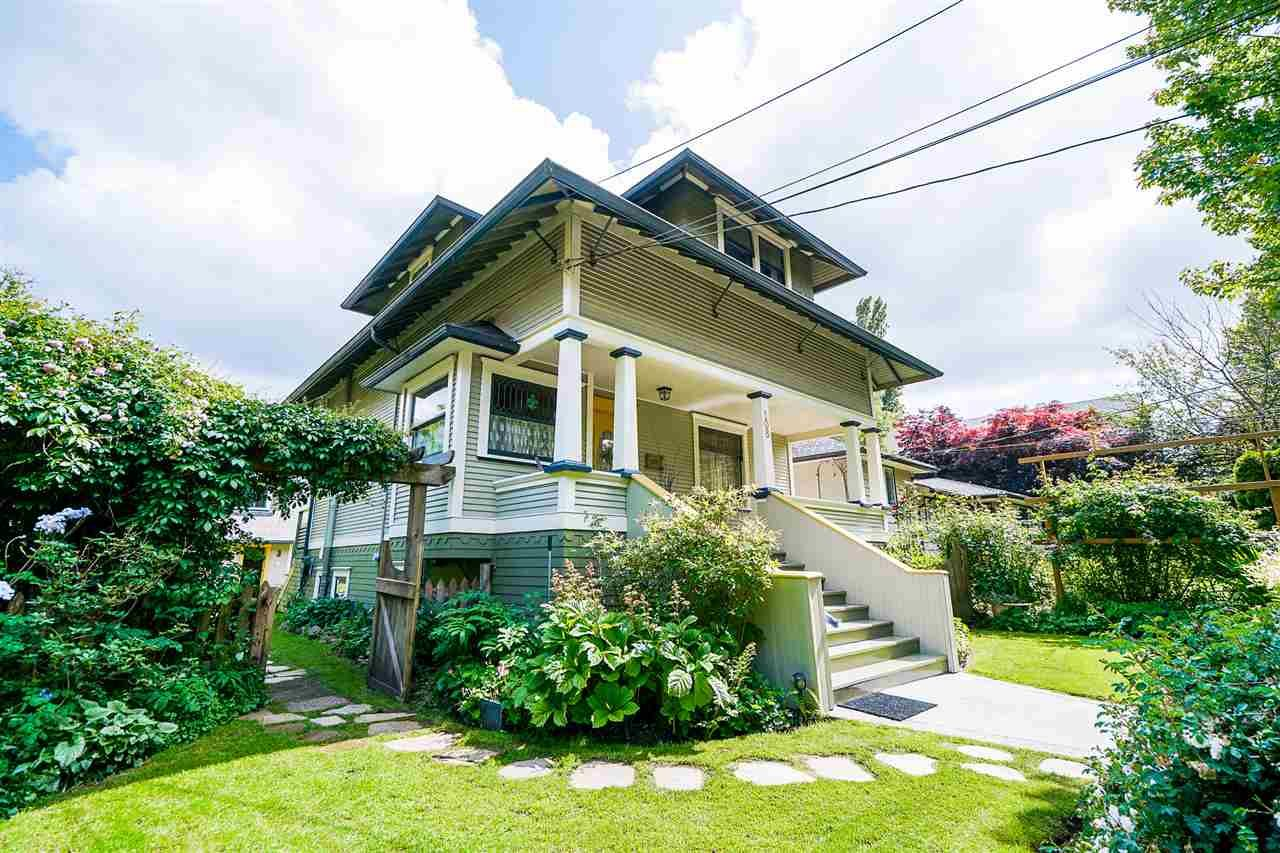 """Main Photo: 108 SIXTH Avenue in New Westminster: Queens Park House for sale in """"Queens Park"""" : MLS®# R2509422"""