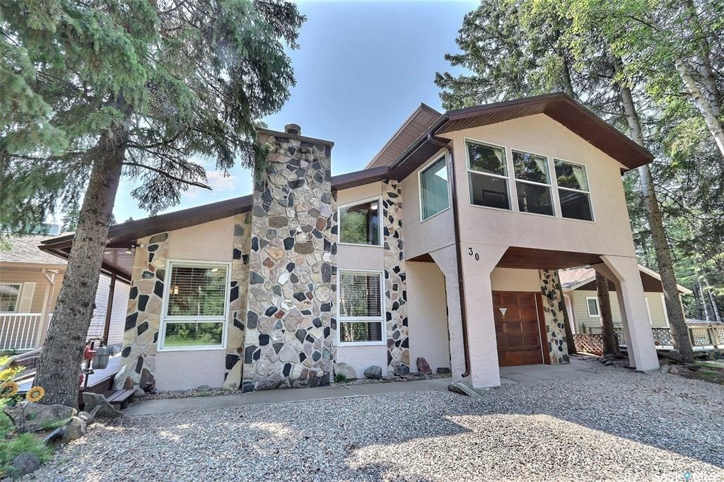 Main Photo: 30 Lakeshore Drive in Candle Lake: Residential for sale : MLS®# SK862494