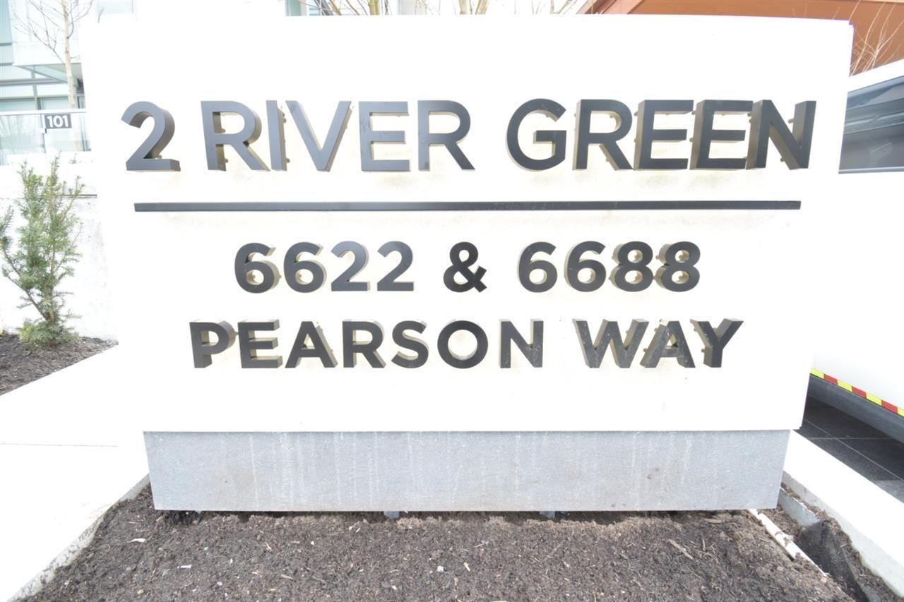 "Main Photo: 708 6622 PEARSON Way in Richmond: Brighouse Condo for sale in ""2 River Green"" : MLS®# R2543979"