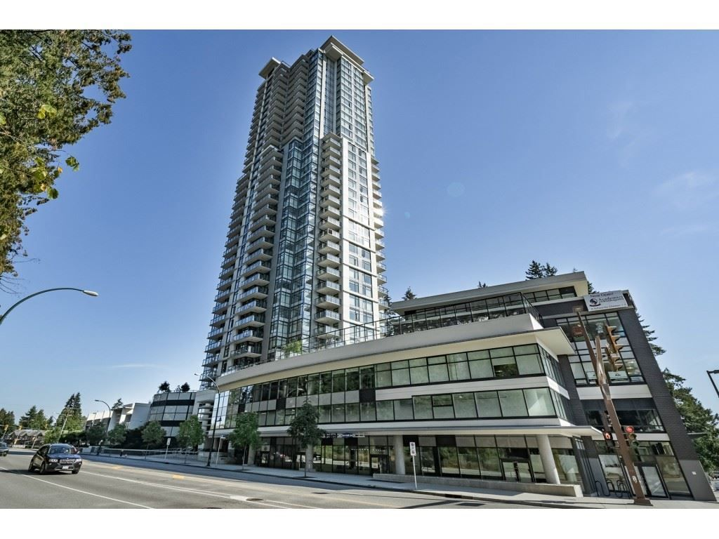 """Main Photo: 1209 3080 LINCOLN Avenue in Coquitlam: North Coquitlam Condo for sale in """"1123 Westwood by Onni"""" : MLS®# R2547164"""