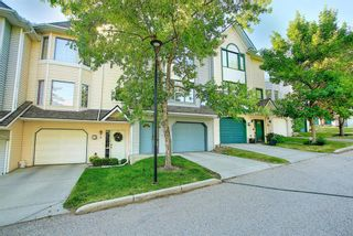 Photo 1: 7 Patina Point SW in Calgary: Patterson Row/Townhouse for sale : MLS®# A1126109