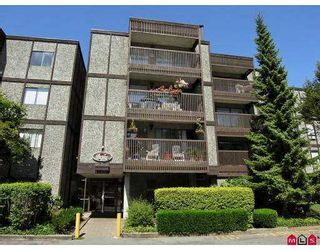 """Photo 1: 317 13507 96TH AV in Surrey: Whalley Condo for sale in """"Parkwoods"""" (North Surrey)  : MLS®# F2618545"""