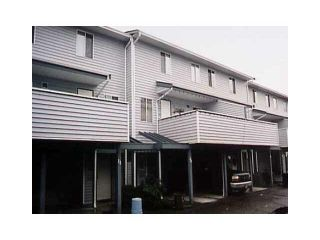 Photo 1: 22 3410 COAST MERIDIAN Road in Port Coquitlam: Lincoln Park PQ Townhouse for sale : MLS®# V865116