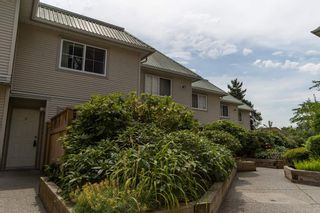 """Photo 1: 9 1383 BRUNETTE Avenue in Coquitlam: Maillardville Townhouse for sale in """"CHATEAU LAVAL"""" : MLS®# R2281568"""