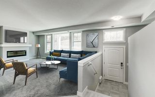 Photo 2: 214 Cranbrook Walk SE in Calgary: Cranston Row/Townhouse for sale : MLS®# A1112034