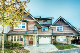"Photo 1: 23 22977 116 Avenue in Maple Ridge: East Central Townhouse for sale in ""Duet"" : MLS®# R2515812"