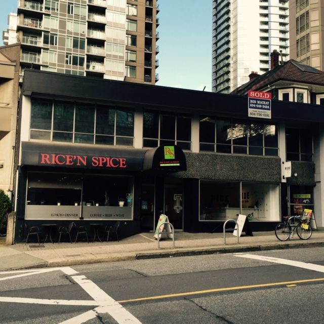 Main Photo: 877 Hamilton Street in Vancouver: Downtown PG Retail for sale