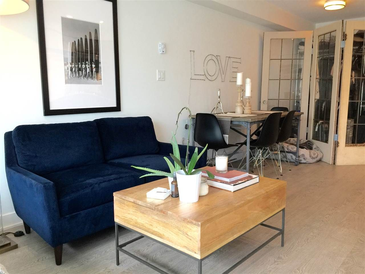 """Photo 5: Photos: 202 2858 W 4TH Avenue in Vancouver: Kitsilano Condo for sale in """"Kits West"""" (Vancouver West)  : MLS®# R2085977"""