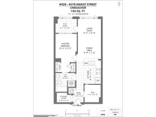 """Photo 21: 526 4078 KNIGHT Street in Vancouver: Knight Condo for sale in """"EDGE"""" (Vancouver East)  : MLS®# R2512910"""