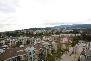 """Photo 14: 1106 1185 THE HIGH Street in Coquitlam: North Coquitlam Condo for sale in """"Claremont"""" : MLS®# R2240316"""