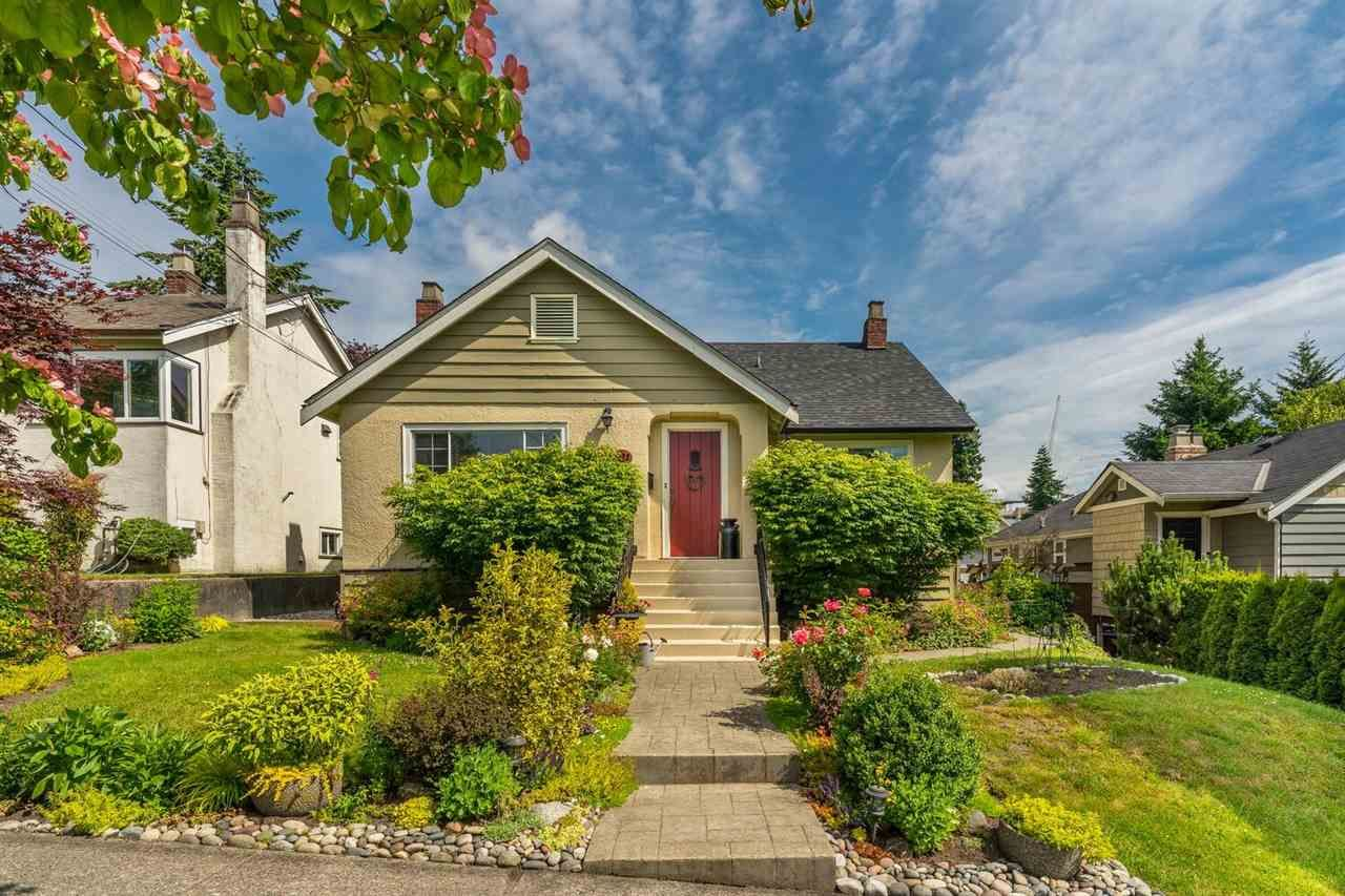 Main Photo: 321 STRAND Avenue in New Westminster: Sapperton House for sale : MLS®# R2591406