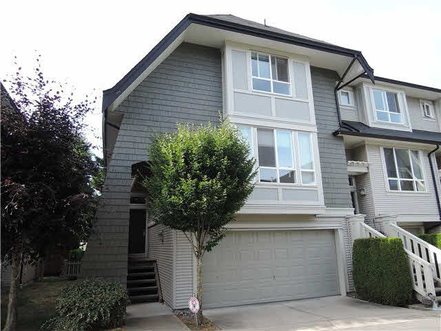 Main Photo: 16 9133 SILLS AVENUE in Richmond: McLennan North Townhouse for sale ()  : MLS®# V1129380