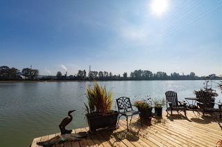 """Photo 28: 1 800 SOUTH DYKE Road in New Westminster: Queensborough House for sale in """"Queensborough Marina"""" : MLS®# R2548322"""