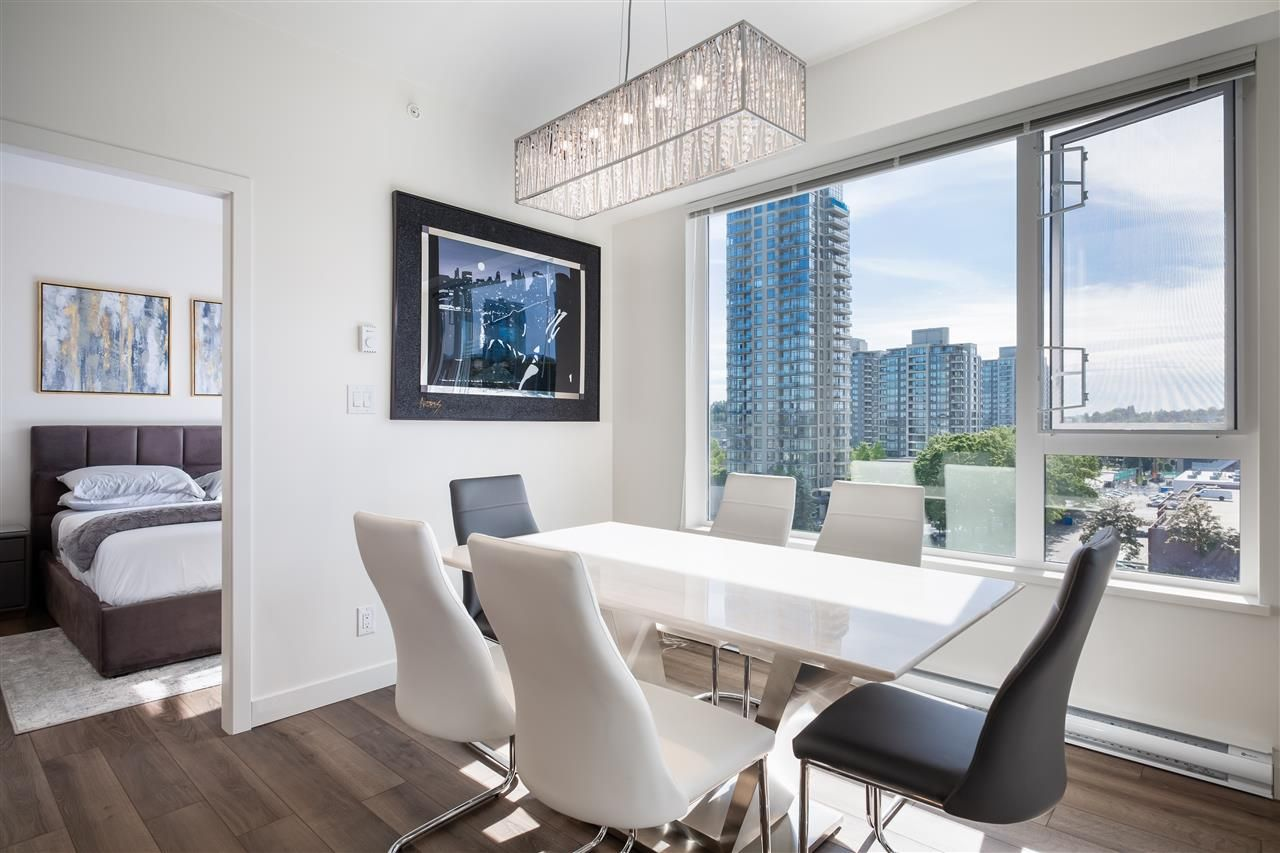 Photo 17: Photos: 602 2188 MADISON AVENUE in Burnaby: Brentwood Park Condo for sale (Burnaby North)  : MLS®# R2467995