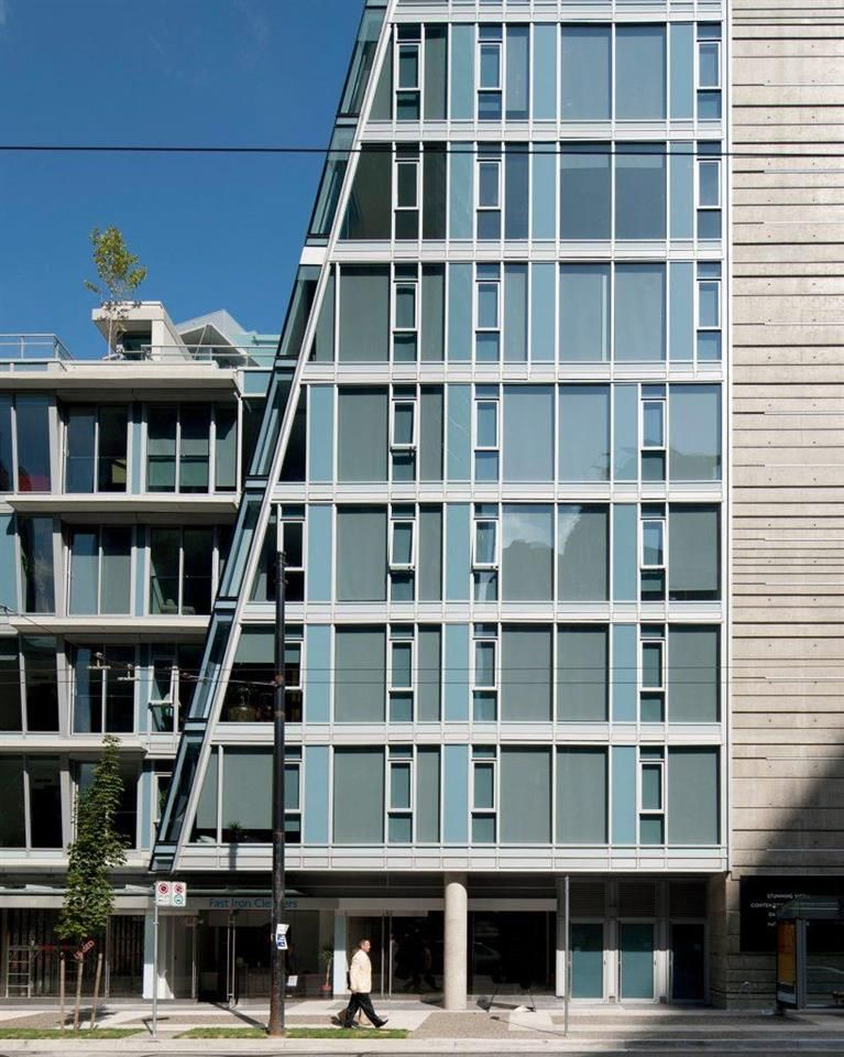 """Main Photo: 404 1477 W PENDER Street in Vancouver: Coal Harbour Condo for sale in """"PENDER PLACE"""" (Vancouver West)  : MLS®# R2589312"""