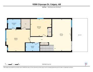 Photo 32: 10590 Cityscape Drive NE in Calgary: Cityscape Row/Townhouse for sale : MLS®# A1111547
