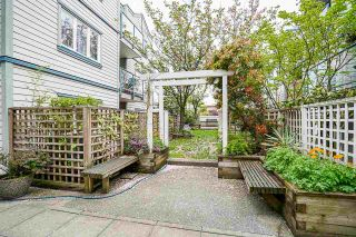 "Photo 36: 306 629 W 7TH Avenue in Vancouver: Fairview VW Townhouse for sale in ""THE COURTYARDS"" (Vancouver West)  : MLS®# R2573974"