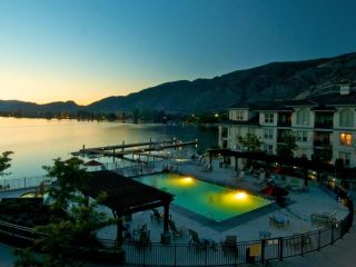 Photo 1: #234 4200 LAKESHORE Drive, in Osoyoos: House for sale : MLS®# 190198