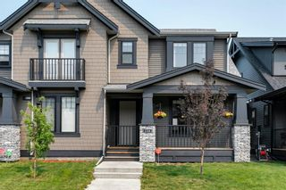 Photo 43: 134 Cooperswood Place SW: Airdrie Semi Detached for sale : MLS®# A1129880