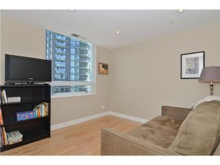 Photo 9: # 1206 638 BEACH CR in Vancouver: Yaletown Condo for sale (Vancouver West)  : MLS®# V1125146