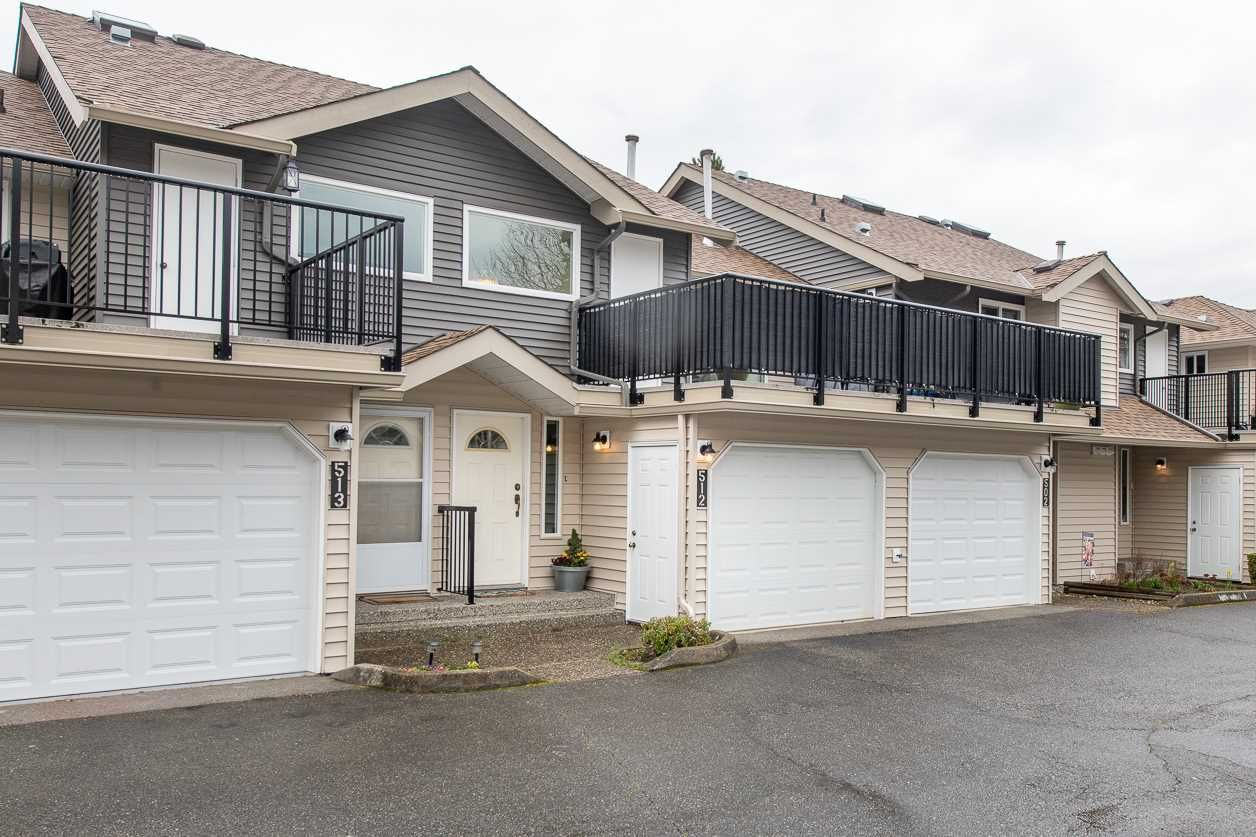 Main Photo: 512 8972 FLEETWOOD Way in Surrey: Fleetwood Tynehead Townhouse for sale : MLS®# R2560671