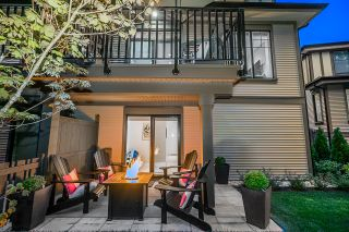 """Photo 45: 36 3306 PRINCETON Avenue in Coquitlam: Burke Mountain Townhouse for sale in """"HADLEIGH ON THE PARK"""" : MLS®# R2491911"""