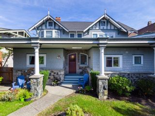 Photo 40: 521 Linden Ave in : Vi Fairfield West Other for sale (Victoria)  : MLS®# 886115