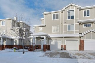 Photo 1: 802 8000 Wentworth Drive SW in The Axxis: Townhouse for sale : MLS®# C3643528