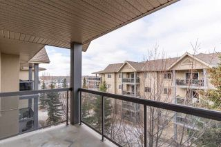 Photo 27: 405 279 Suder Greens Drive in Edmonton: Zone 58 Condo for sale : MLS®# E4235498