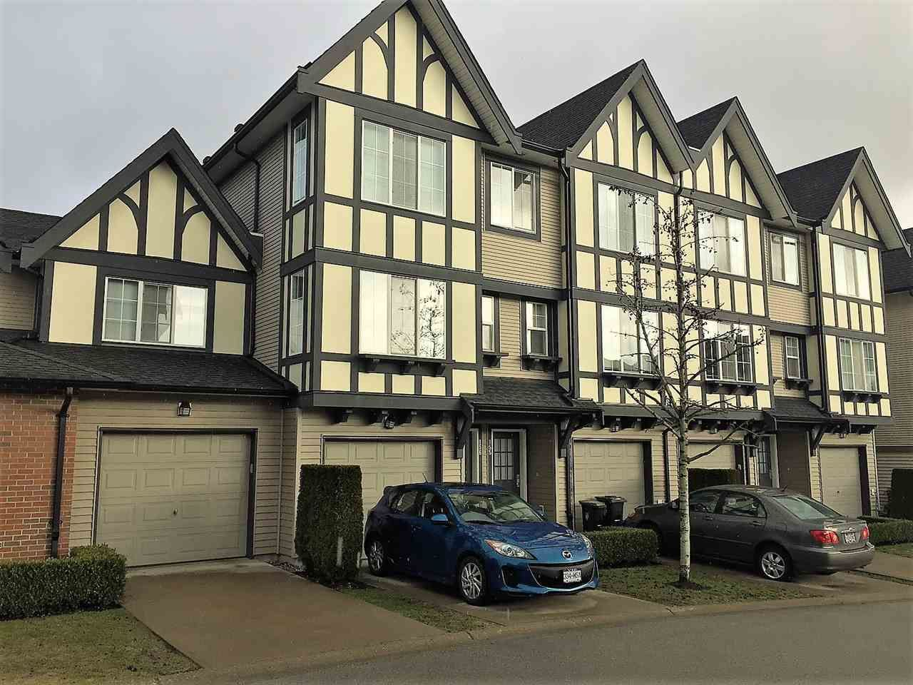 """Main Photo: 156 20875 80 Avenue in Langley: Willoughby Heights Townhouse for sale in """"PEPPERWOOD"""" : MLS®# R2143367"""