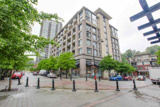"""Photo 2: 204 121 BREW Street in Port Moody: Port Moody Centre Condo for sale in """"ROOM"""" : MLS®# R2275103"""