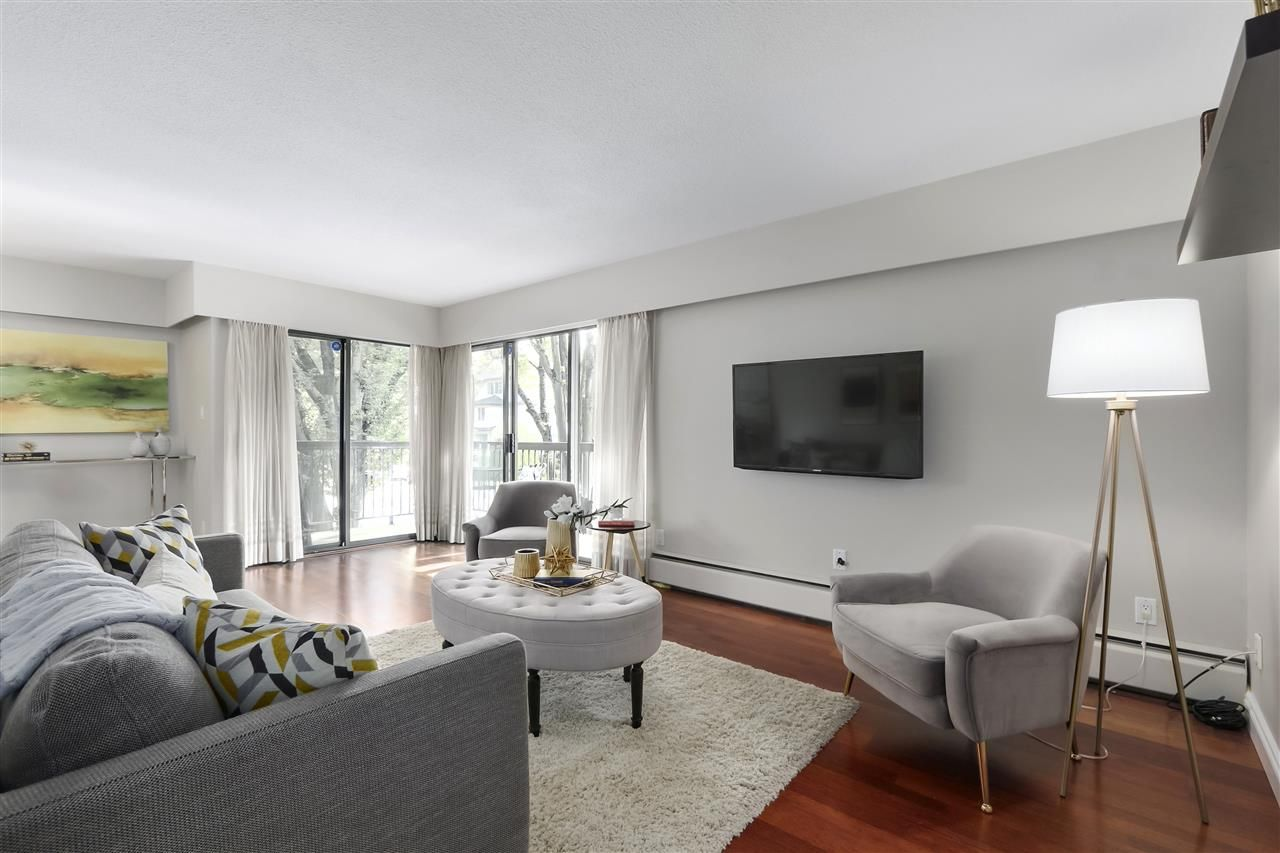 Photo 2: Photos: 215 1235 W 15TH AVENUE in Vancouver: Fairview VW Condo for sale (Vancouver West)  : MLS®# R2404476