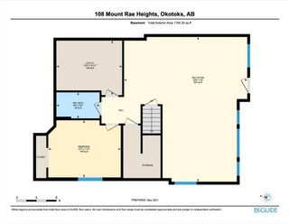 Photo 38: 108 Mount Rae Heights: Okotoks Detached for sale : MLS®# A1105663