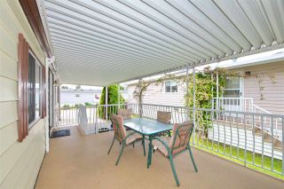 Photo 17: 79 2303 CRANLEY DRIVE in Surrey: King George Corridor Manufactured Home for sale (South Surrey White Rock)  : MLS®# R2384699