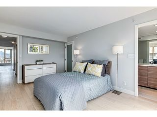 """Photo 16: 1201 1405 W 12TH Avenue in Vancouver: Fairview VW Condo for sale in """"THE WARRENTON"""" (Vancouver West)  : MLS®# V1062327"""