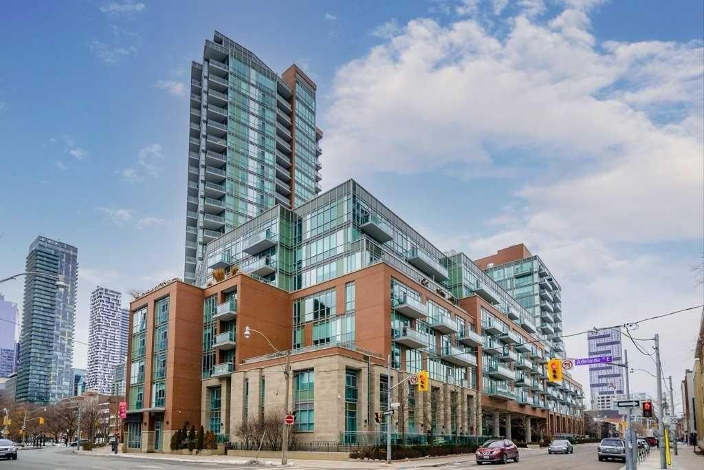 Main Photo: S708 112 George Street in Toronto: Moss Park Condo for sale (Toronto C08)  : MLS®# C5229875