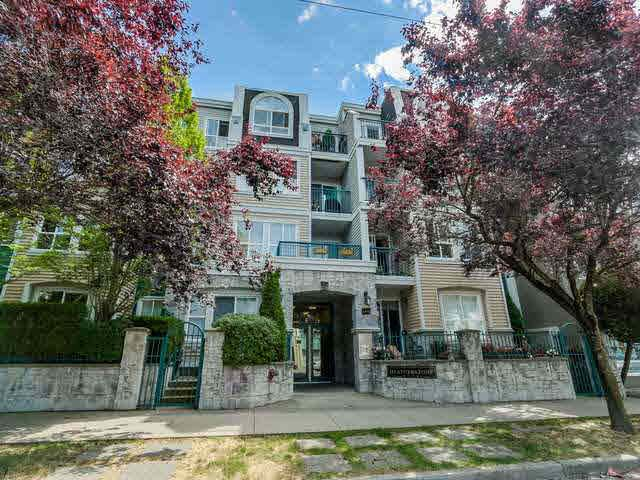 Main Photo: 408 3278 HEATHER STREET in : Cambie Condo for sale : MLS®# V1131871