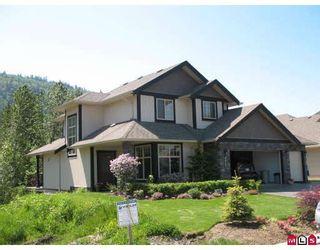 "Photo 1: 44582 MCLAREN Drive in Sardis: Vedder S Watson-Promontory House for sale in ""WEBSTER LANDING"" : MLS®# H2902054"