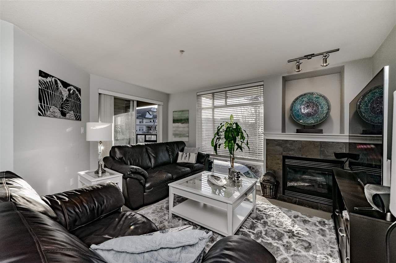 "Main Photo: 203 3150 VINCENT Street in Port Coquitlam: Glenwood PQ Condo for sale in ""BREYERTON"" : MLS®# R2339784"