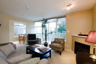"Photo 3: 109 9298 UNIVERSITY Crescent in Burnaby: Simon Fraser Univer. Condo for sale in ""NOVO 1"" (Burnaby North)  : MLS®# R2325299"
