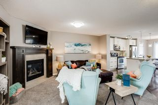 Photo 2: 2345 Baywater Crescent SW: Airdrie Semi Detached for sale : MLS®# A1147573