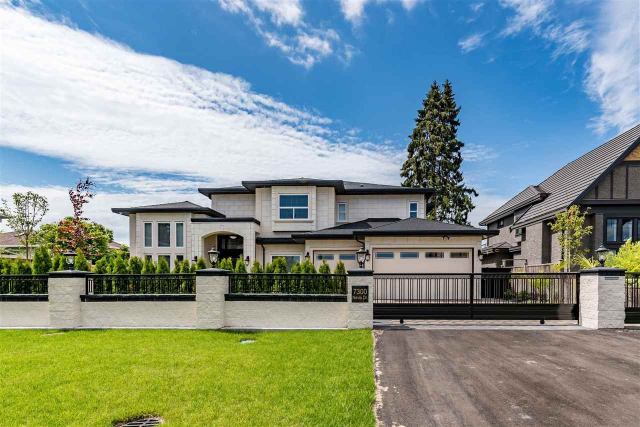 Main Photo: 7300 NEVIS Drive in Richmond: Broadmoor House for sale : MLS®# R2078751
