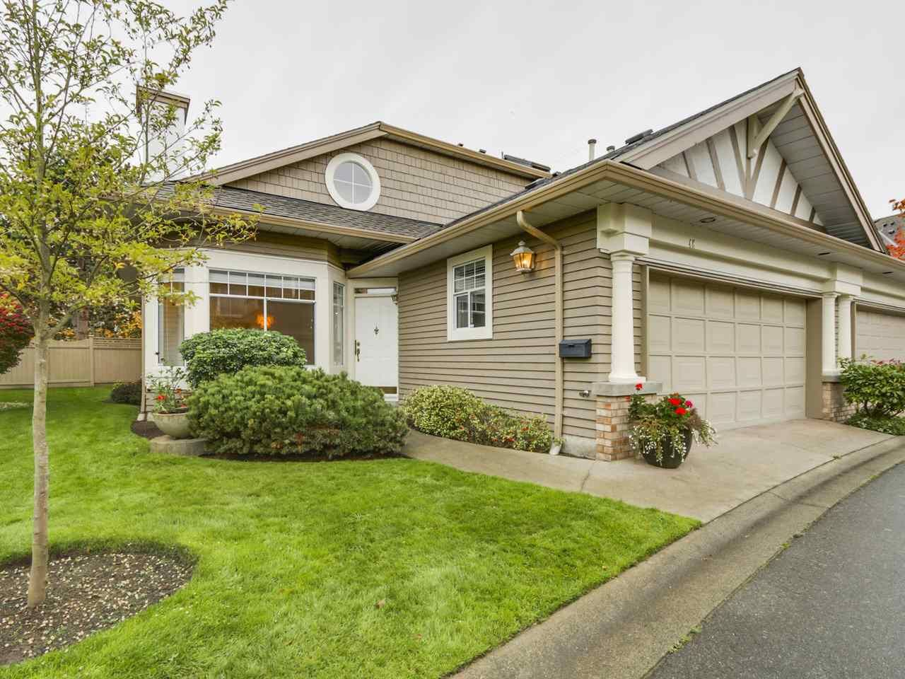 """Main Photo: 48 5531 CORNWALL Drive in Richmond: Terra Nova Townhouse for sale in """"QUILCHENA GREEN"""" : MLS®# R2118973"""