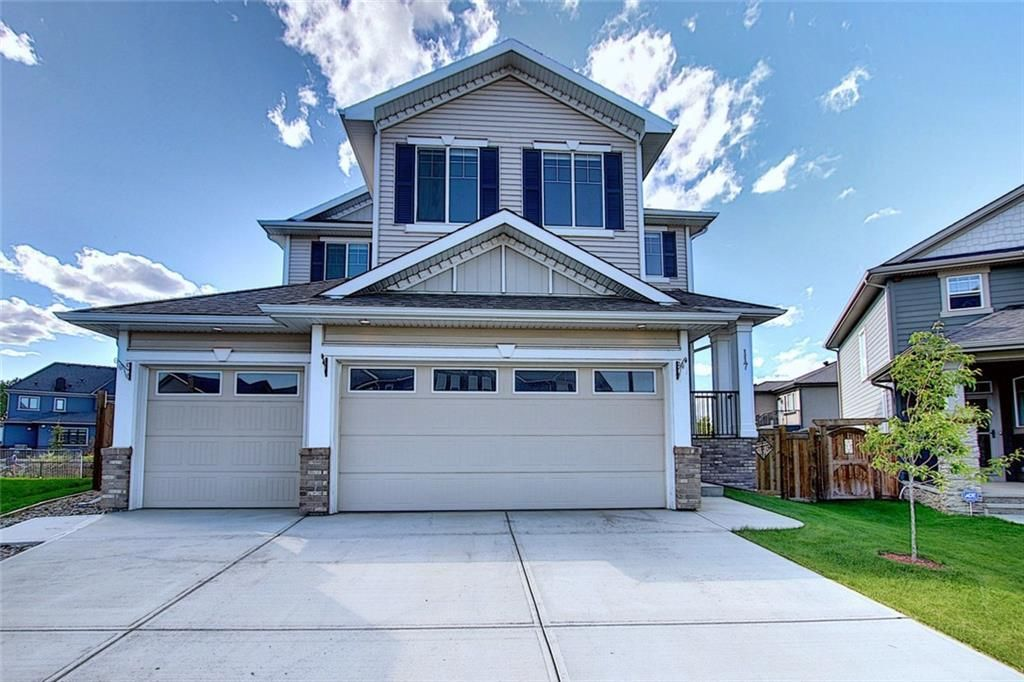 Main Photo: 117 Kinniburgh Way: Chestermere Detached for sale : MLS®# C4301536