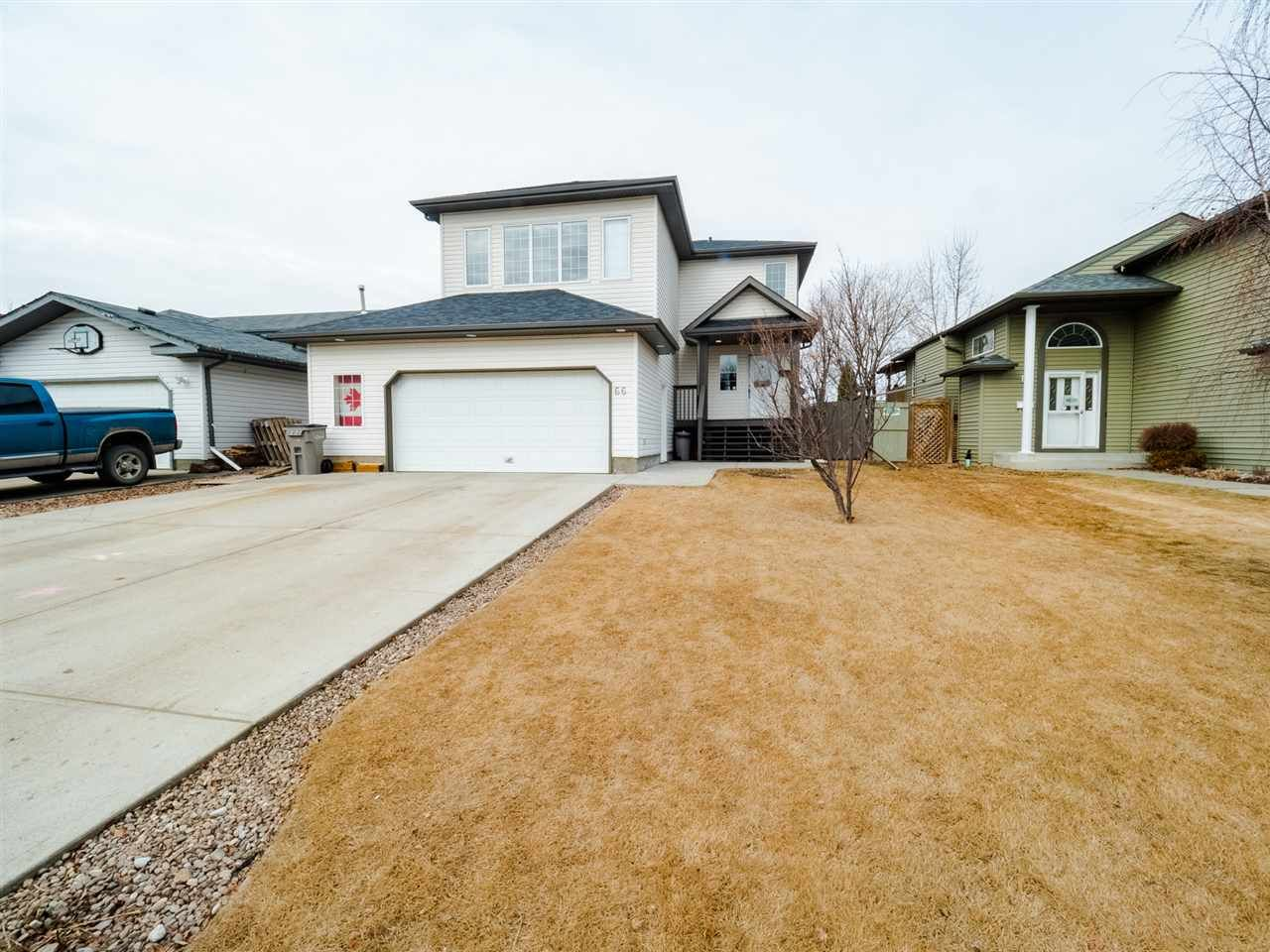 Main Photo: 66 HERITAGE Crescent: Stony Plain House for sale : MLS®# E4236241