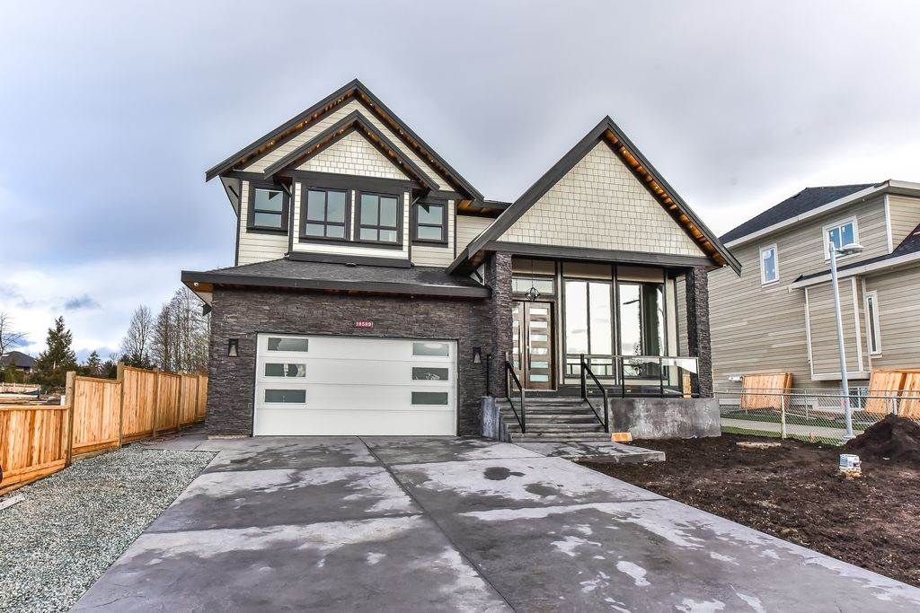 Main Photo: 18589 56A Avenue in Surrey: Cloverdale BC House for sale (Cloverdale)  : MLS®# R2234596
