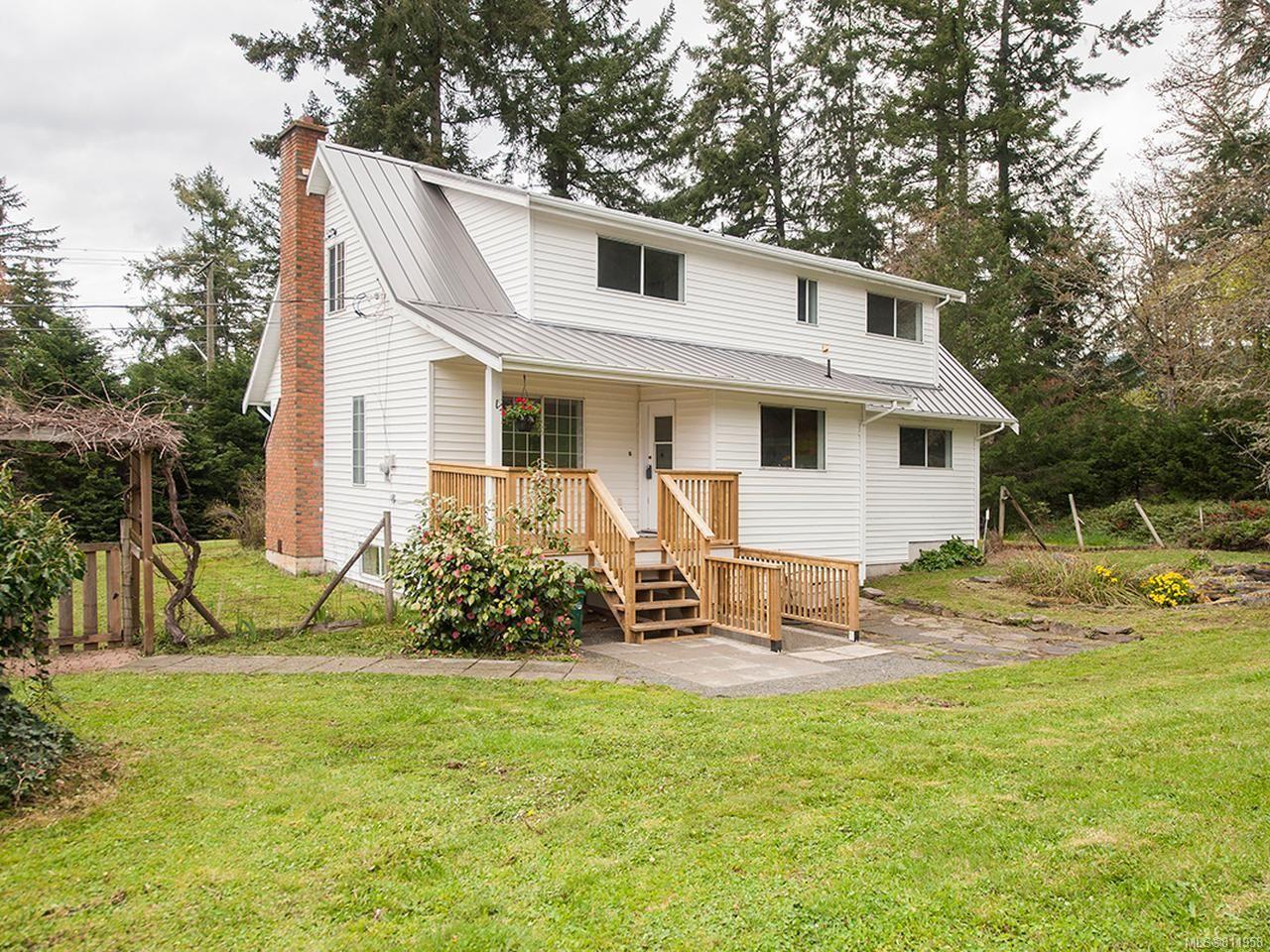 Main Photo: 1274 Maple Bay Rd in DUNCAN: Du East Duncan House for sale (Duncan)  : MLS®# 811958