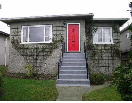 Main Photo: 6872 KNIGHT ST in Vancouver: Knight House for sale (Vancouver East)  : MLS®# V577580