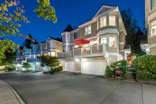 """Photo 1: 44 7501 CUMBERLAND Street in Burnaby: The Crest Townhouse for sale in """"DEERFIELD IN THE CREST"""" (Burnaby East)  : MLS®# R2621716"""